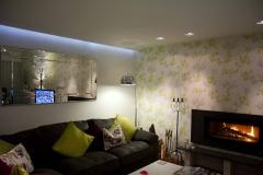 Grey blue lighting design Kathys house-6103